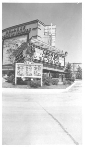 Belknap Drive In Theater Fort Worth