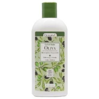Comprar Gel De Bano De Oliva Drasanvi Albanatur Cosmetica Natural