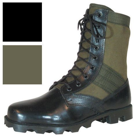 Vietnam Jungle Boots 01198f5e11e