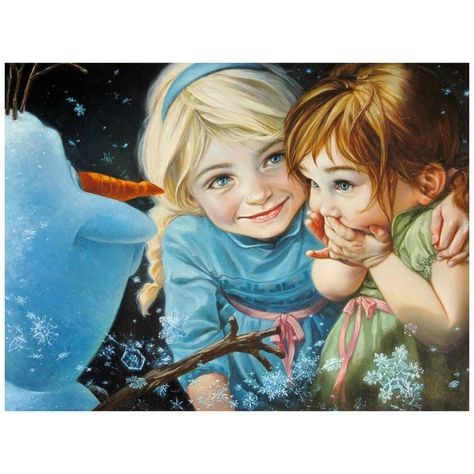Never Let Go - Disney Limited Edition - 18 x 24 / Rolled