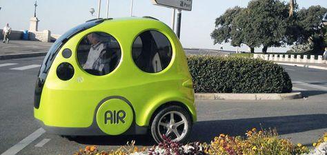Car That Runs On Air >> Airpod The Car That Runs On Compressed Air Articles News