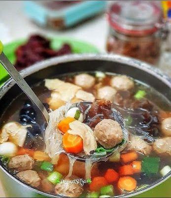 Sop Kimlo Resep Masakan Resep Masakan Cina Masakan