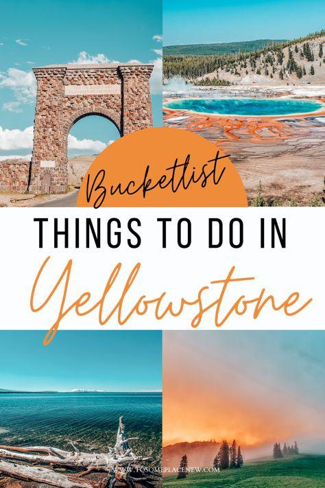 Visit Yellowstone, Yellowstone Vacation, Yellowstone National Park, Badlands National Park, Vacation Trips, Vacation Spots, Vacations, Vacation Ideas, National Parks Usa