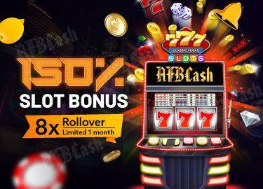 Slot Bonus 150 Afbcash Best Online Casino Best Online Casino Online Casino Casino