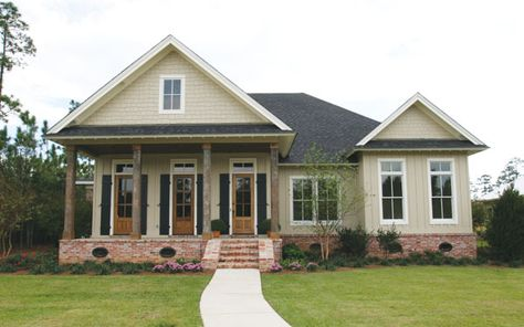 French Creole Architecture Acadian Style Homes Acadian Homes New House Plans