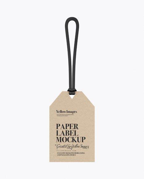 Download Download Psd Mockup Bag Clothes Clothing Label Luggage Mockup Paper Price Rope Tag Psd Mockup Free Psd Free Psd Mockups Templates Free Logo Mockup Psd