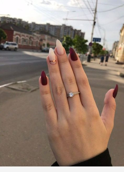 Stiletto nails for street style – Nägel Design – Devil #Nails - acrylicnails. - #Design #devil #Nägel #Nails #Stiletto #street #Style
