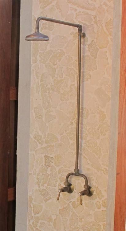 Copper Outdoor Showers Australia Outdoor Shower Kits Outdoor Shower