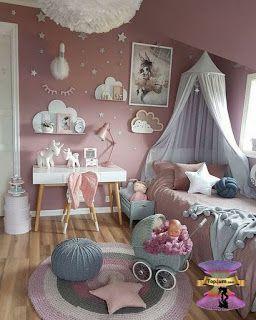 ديكورات غرف نوم بنات مراهقات روعة بالصور 2020 Small Kids Room Children Room Girl Children Room Boy