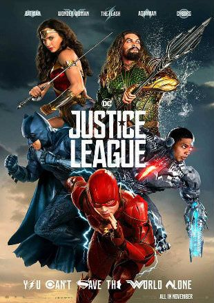 Justice League (2017) in Hindi