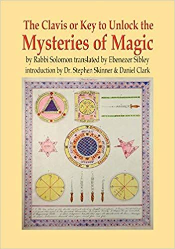 Download Pdf The Clavis Or Key To Unlock The Mysteries Of Magic