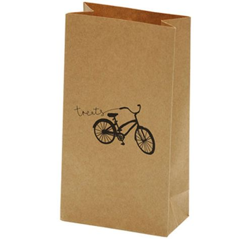 or other stamped brown bags
