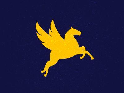 Pegasus Pegasus Logo Horse Logo Pegasus