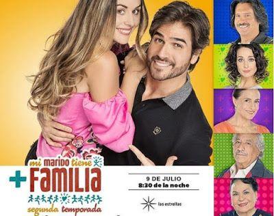 Mi Marido Tiene Familia Já Tem Data De Estreia Confira Trailer Novelamexicana 2018 Zuriavega Danielarenas Televisa Fotos Marido