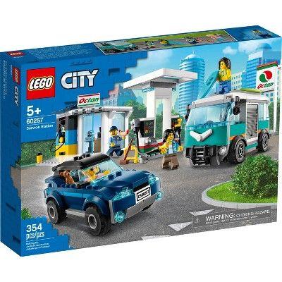 Lego City Service Station 60257 Building Set V 2020 G