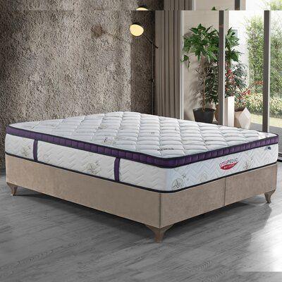 Ottomanson Ottopedic 11 Firm Innerspring Mattress Mattress Size Queen In 2020 Mattress Bed Home Decor