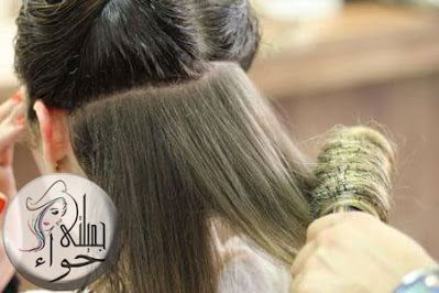 أفضل طرق فرد الشعر المجعد Straightening Curly Hair Curly Hair Styles Hair Styles
