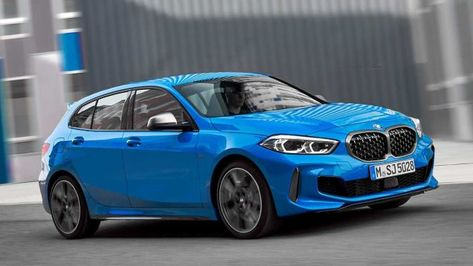 Here Is The Mostly Front Wheel Drive 2020 Bmw 1 Series Someone