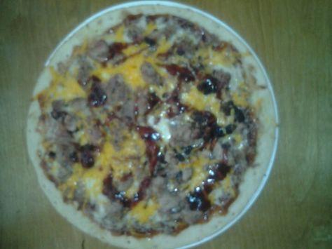 Tnt's BBQ Pizza