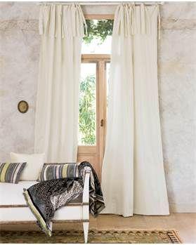 Vorhang Perlweiss Faux Silk Schlafzimmer Vorhange Vorhange