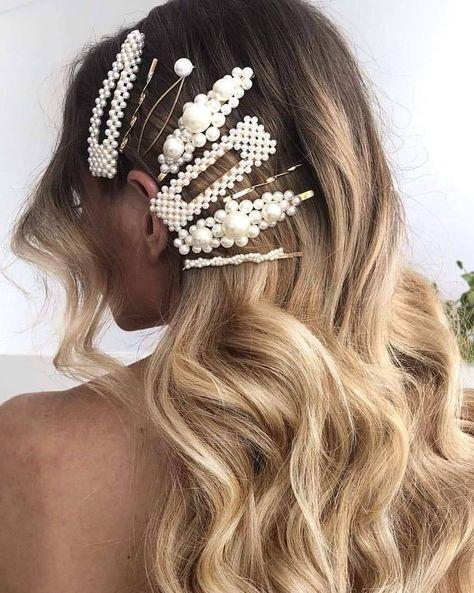 venta al por mayor online aquí Tienda online Broches cabello | - HAIR STYLES - en 2019 | Joyas para el ...