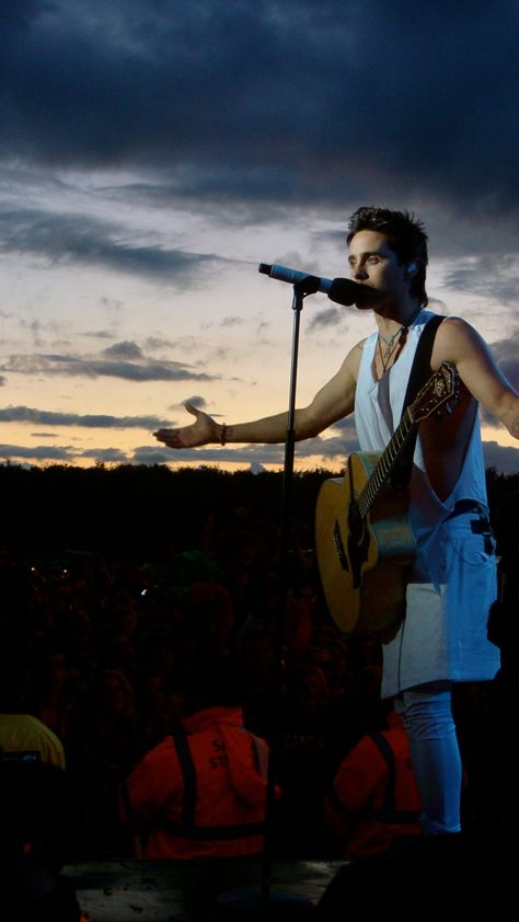 Jared Leto   30 Seconds to Mars: Fotos