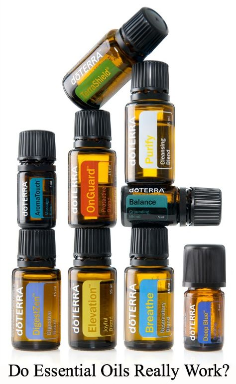 Do Essential Oils Really Work? via DeliciouslyOrganic.net
