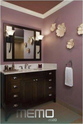 20 Purple Bathroom Decor Magzhouse, Purple Bathroom Decorating Ideas Pictures
