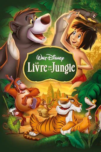 Regarder Le Livre De La Jungle Streaming Vf Complet Gratuit Regarder Ici Http Www Cpasbie Le Livre De La Jungle Affiches De Films De Disney Films Complets