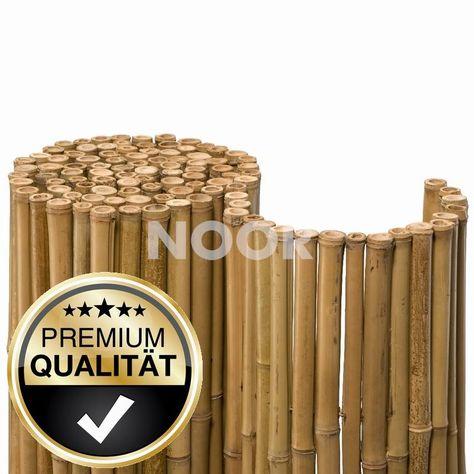 Bambusmatte Deluxe