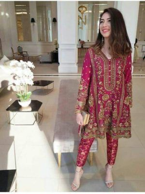 Check Out DESIGNER Luxury Embroidered Latest Chiffon Collection Replica at Master Replica Pakistan Call/WhatsApp: