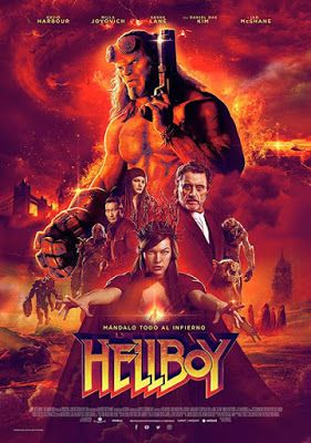 Hellboy 2019 Dual Audio Hindi Cleaned 720p Hdcam Free Download