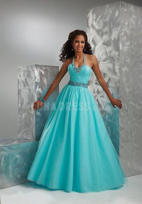 Timeless Princess Organza Floor Length Natural Waist Prom Gown
