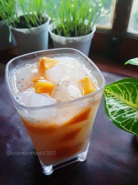 Es Mangga Yakult Resep Resep Masakan Resep Minuman