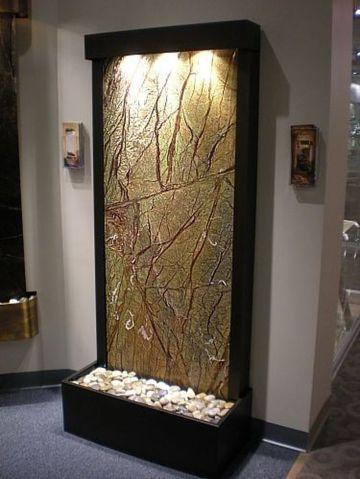 Amazing Modern Indoor Wall Waterfall Design Ideas 44 Indoor