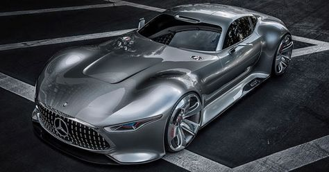 Mercedes-AMG Hypercar Confirmed For 2017 With Formula One Engine #F1 #Hybrids