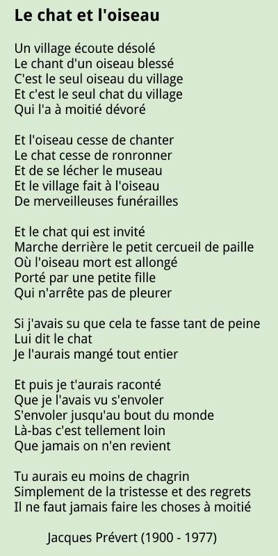 Poeme Sur La Mort Prevert : poeme, prevert, Épinglé