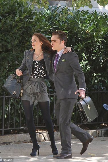 Work wear/ Preppy chic: Chuck & Blair - All About