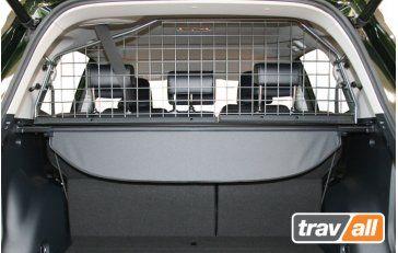 Travall Custom Made Dog Guard For Chevrolet Captiva 2006