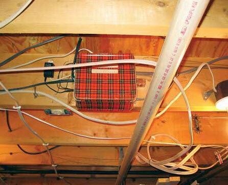 Warning Signs Of Faulty Electrical Wiring In Your Home Sec Inspection Services Home Inspection Electrical Panel Electricity