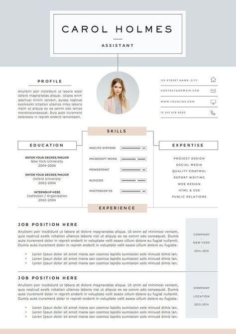 Pin By Sonrisapunky On Fav Pins Resume Design Resume Template Creative Resume