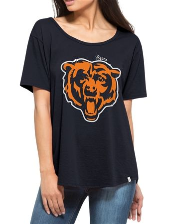 chicago bears shirts for girls