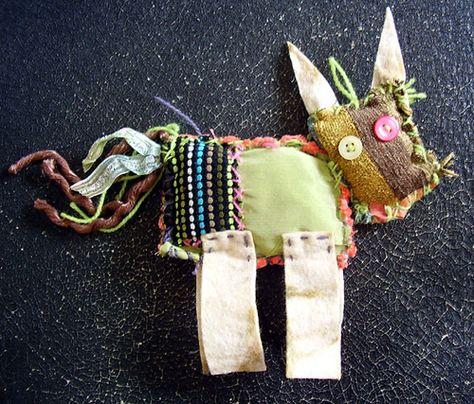 rag-doll horse | Flickr - Photo Sharing! No instructions, no pressure.