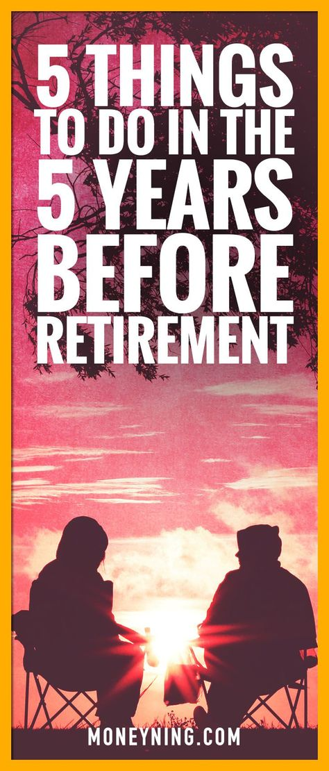things to do in the 5 years before you retire - . things to do in the 5 years before you retire - . - The Survivalist Retirement Guide: Your Foolproof Strategy