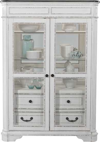 French Market White Cabinet White Cabinets Cabinet Rooms To Go
