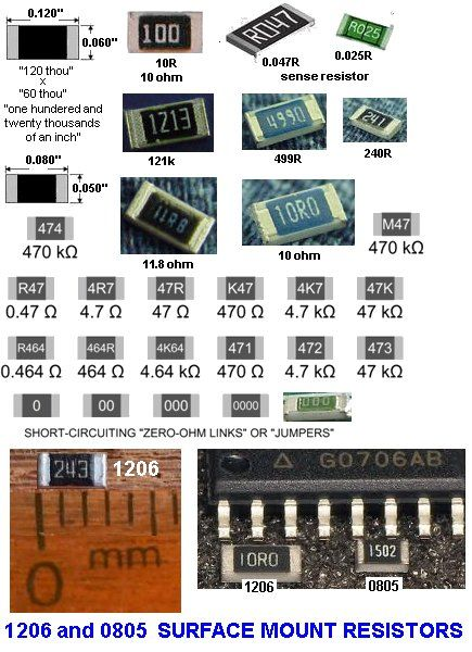 Testing Electronic Components Electronics Pinterest - resistor color code chart