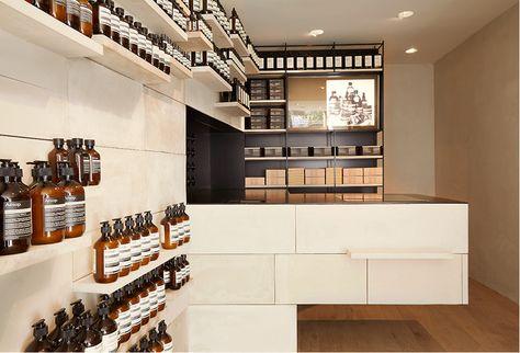 Aesop ouvre à Montmarte http://www.vogue.fr/beaute/l-adresse-de-la-semaine/diaporama/aesop-butte-montmartre-cosmetique/14925/image/813031#!2