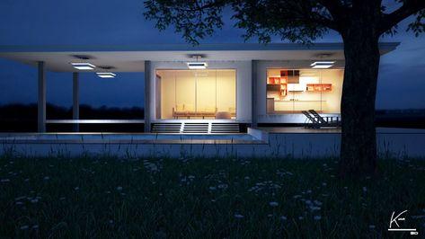 35 best Rendu architectural images on Pinterest