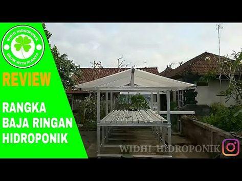 Rangka Baja Ringan Bali Review Pembuatan Greenhouse Dari Untuk Media