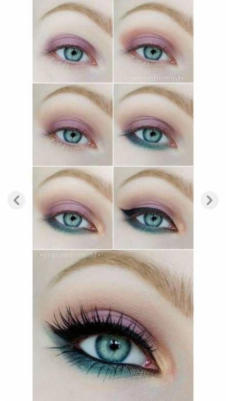 54 Ideas Eye Shadow Blue Eyes Blonde Hair Urban Decay For 2019